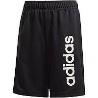 Оригинальные подростковые шорты Adidas YB Linear Shorts, 128