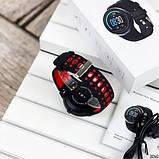 Смарт годинник Modfit C21 Black-Red, фото 3
