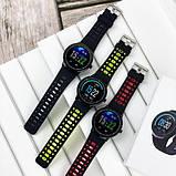 Смарт годинник Modfit C21 Black-Red, фото 5
