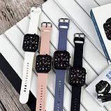 Смарт годинник Modfit ZL11 Pink-Black, фото 4