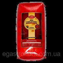 Сир Королівський Серпс Kórolewski Sierpc 4kg 4шт/ящ (Код : 00-00001299)