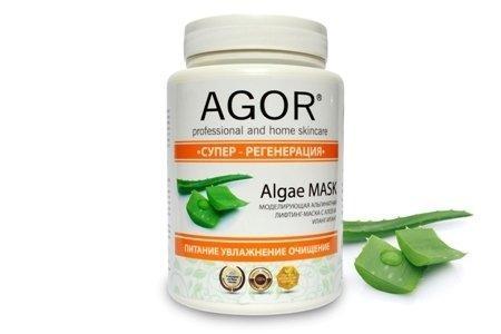 Альгинатная маска «Супер-регенерация», Agor, 25 г