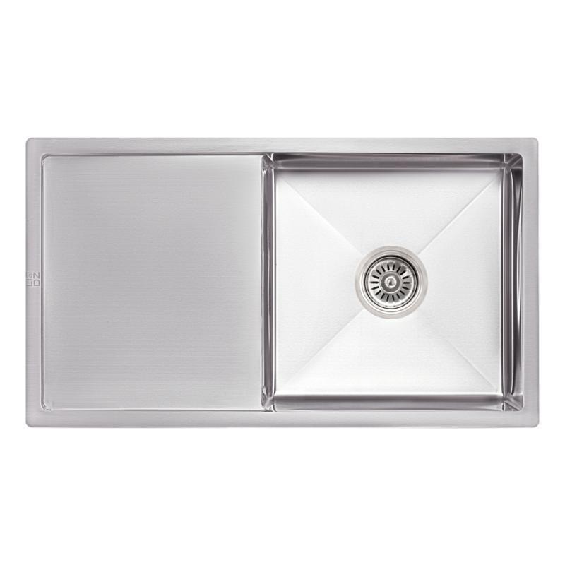 Кухонная мойка Lidz H7844 Brush 3.0/1.0 мм (LIDZH7844LBRU3010)