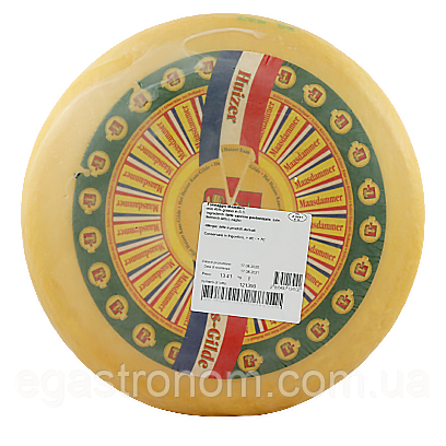 Сир Маасдам Формаджіо Maasdam Formaggio 12kg (Код : 00-00005067)