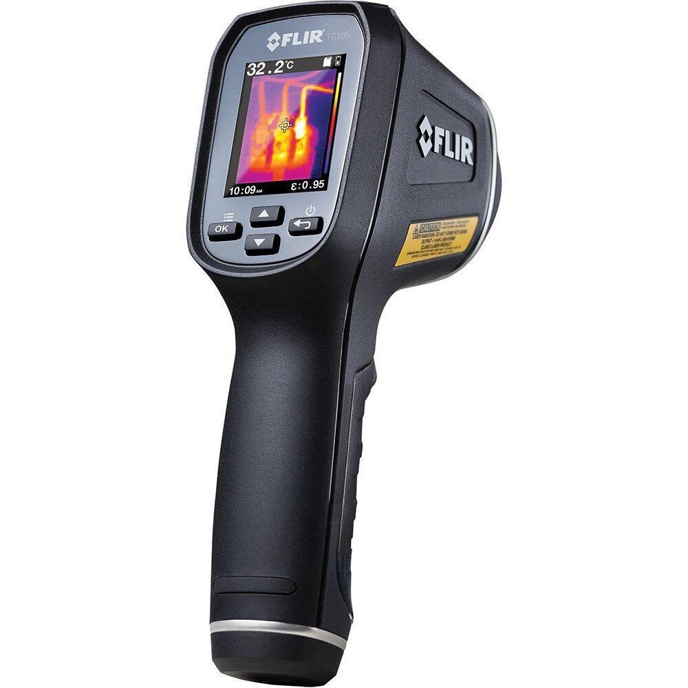 Тепловізійний інфрачервоний термометр FLIR TG165 (-25...380 ºС)