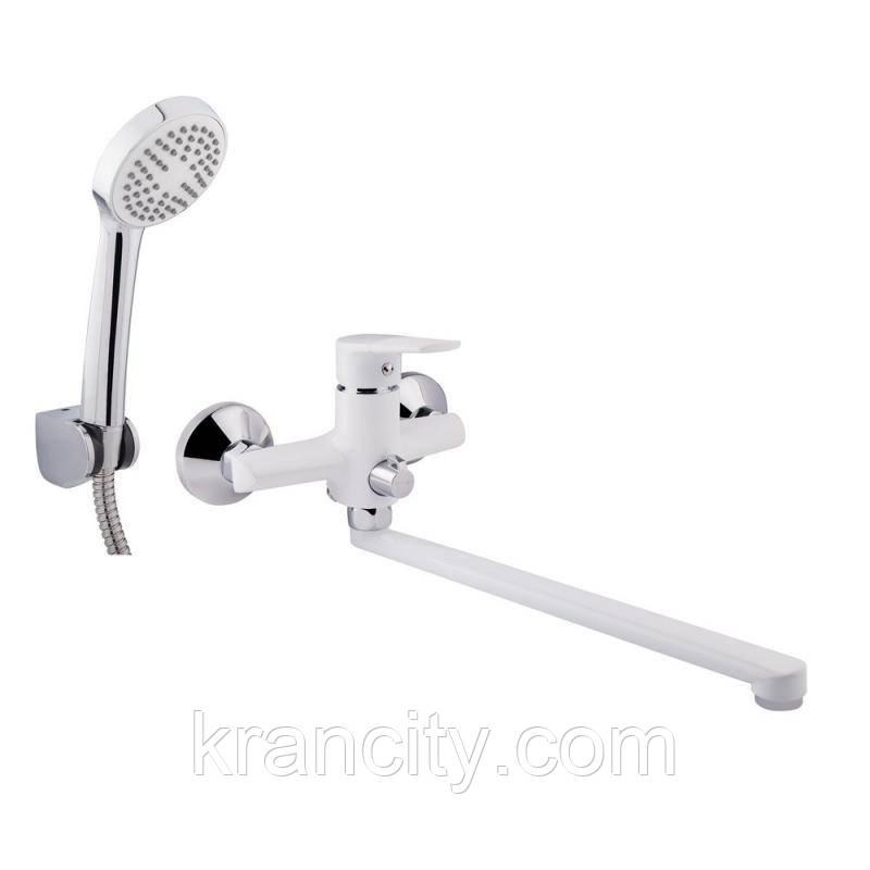 Змішувач для ванни Q-tap Polaris WHI 005 New