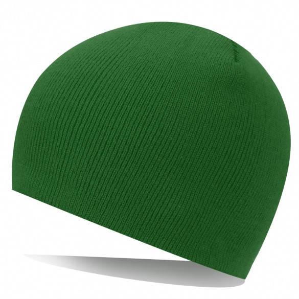 Мужская вязаная шапка