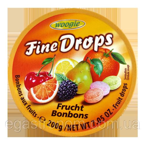 Льодяники Дропс фруктовий мікс Drops frucht bonbons 200g 10шт/ящ (Код : 00-00003458)