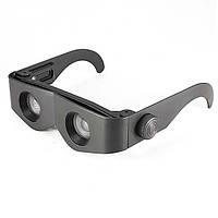 Очки Бинокль ZOOMIES x300-400% для рыбаков и охотников