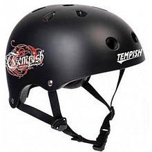 Шлем Tempish Skillet, Чёрный, белый, S, M, L
