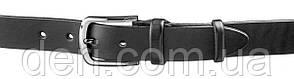 Ремінь SHVIGEL чоловічий 17313 Чорний, Чорний, фото 2