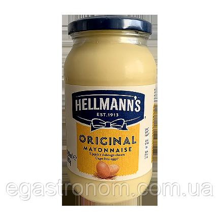 Майонез Хеллманс Оригінал hellmann's Original 420g 12шт/ящ (Код : 00-00000393)