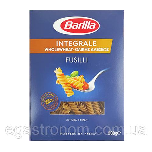Макарони Інтеграле Барілла Фусіллі Barilla Fusilli 500g 12шт/ящ (Код : 00-00003488)