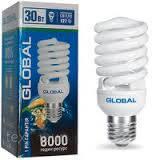 Лампа Global GFL-002-1 T2 FS 30W 4100 Е27