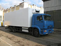 Найдём изотерм для перевозки груза по  Кировоградской области, фото 1