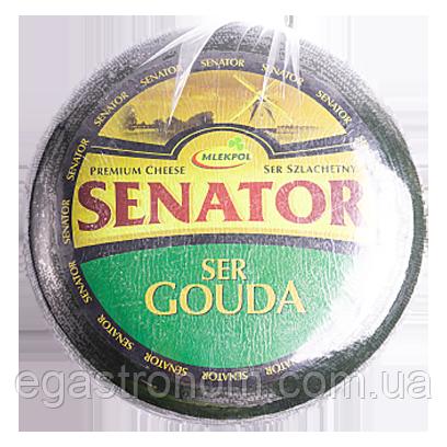 Сир Сенатор Гауда Gouda Senator 8-9kg (Код : 00-00001341)