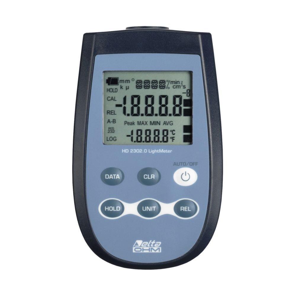 Люксметр Delta OHM HD 2302.0 (вимірювальний блок)