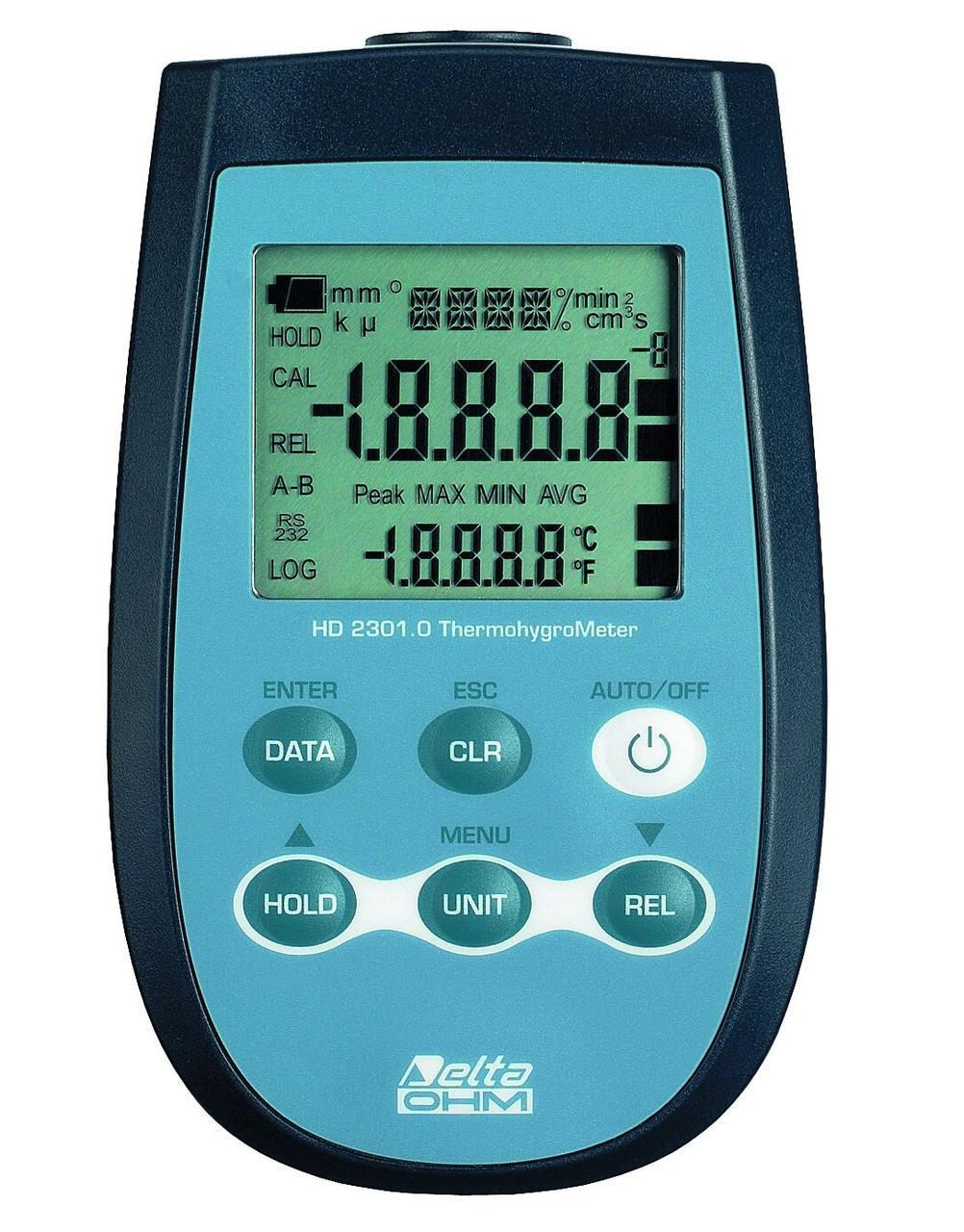 Термогігрометр НD-2301.0 R