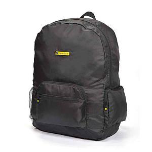 Складной рюкзак для путешествий Travel Blue Folding Backpack 20 литров черный (065)