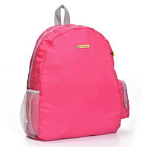 Складной рюкзак для путешествий Travel Blue Folding Backpack 11 литров розовый (068P)