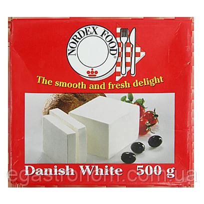 Сир Фета Данія Nordex Food 500g 24шт/ящ (Код : 00-00005049)