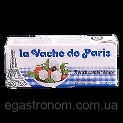 Сир Фета Паризька Бурьонка la Vache de Paris 200g 24шт/ящ (Код : 00-00001352)