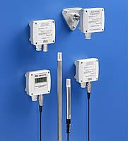 Серія HD48..., HD49... трансмітери, температури і вологості, вологості, температури і точки роси