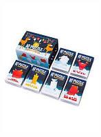 Набор головоломок, IQ puzzle Новогодний сет №2 (лимитированая серия), 6 шт, фото 1