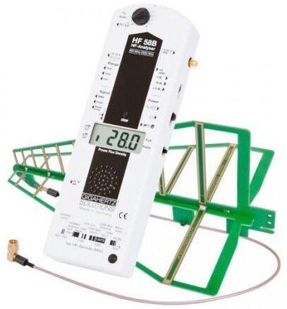 Радіочастотний аналізатор HF-58B