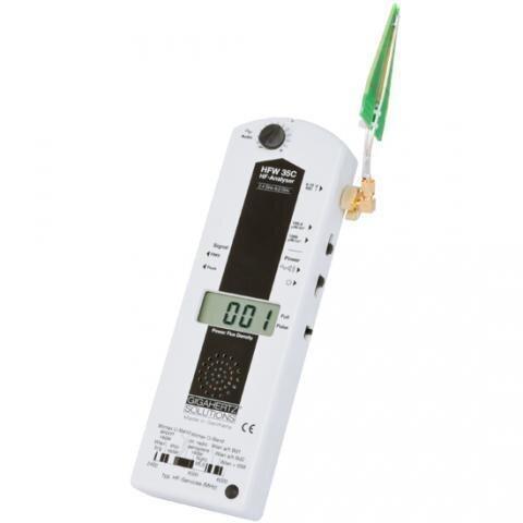 Радіочастотний аналізатор HFW-35C