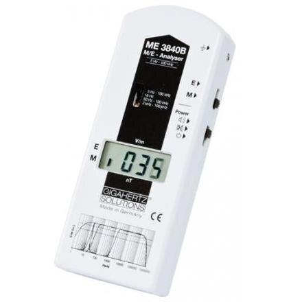 Низькочастотний аналізатор ME-3840B