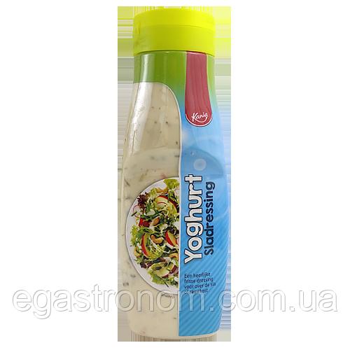 Соус Дресінг Канія йогуртовий Kania yоghurt 500g 12шт/ящ (Код : 00-00004230)