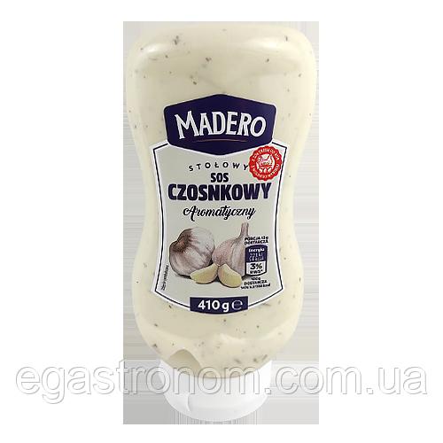 Соус Мадеро часниковий Madero 410g 12шт/ящ (Код : 00-00003744)
