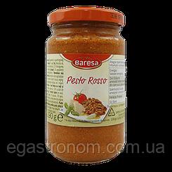 Соус песто Бареса червоний Baresa rosso 190g 12шт/ящ (Код : 00-00004353)