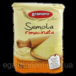 Мука Граноро Семола Granoro Semola rimacinata 1kg (Код : 00-00003969)