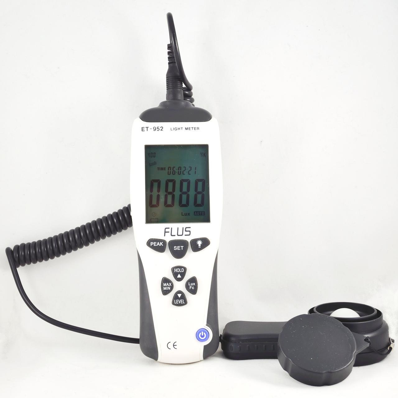 Люксметр FLUS ET-952