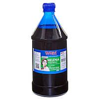 HU/C-4 Чернила (Краска) HELENA Cyan (Синий) Водорастворимые (Водные) 1000г