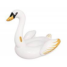 Плавательный круг Bestway Лебедь (41120) 1.69 х 1.69 м