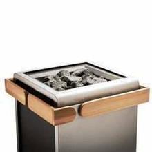 Электрокаменка Sentiotec Concept R 10,5 кВт (1-027-769) черная., Электрокаменки, Австрия, 10-18 м3, 10,5 квт,