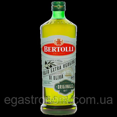 Олія оливкова Бертоллі оріджинал Bertolli originale 1L 10шт/ящ (Код : 00-00004129)