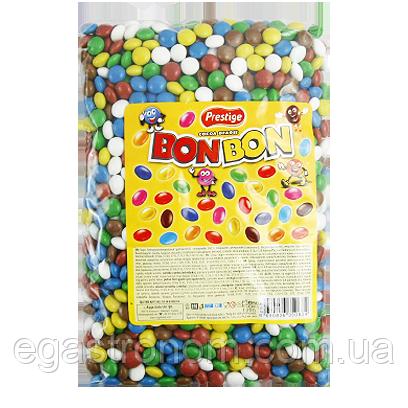 Цукерки Бон Бон драже Bon Bon 1kg 8шт/ящ (Код : 00-00005241)