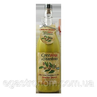 Олія оливкова не фільтрована Леванте Грезона Levante Grezzona 1L 12шт/ящ (Код : 00-00000609)