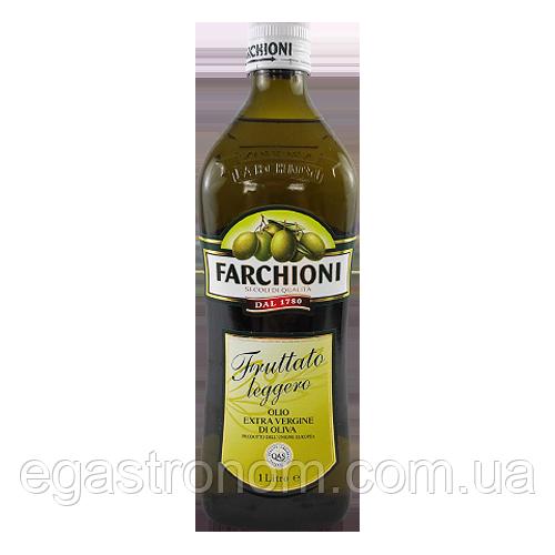 Олія оливкова Фарчіоні Farchioni Extra Vergine Fruttato 1L 6 шт/ящ (Код : 00-00004439)