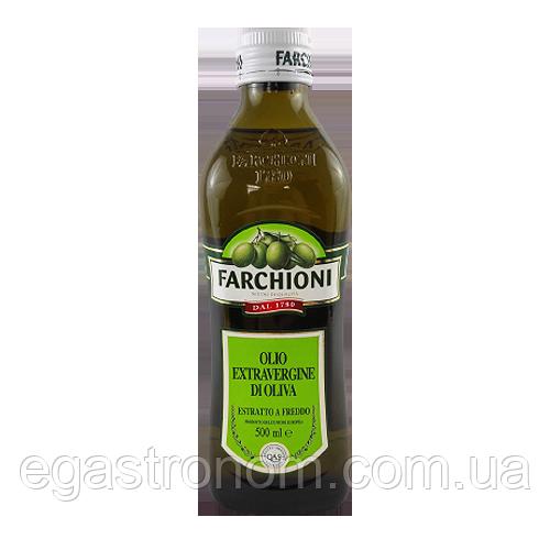 Олія оливкова Фарчіоні екстра вірджин Farchioni Extra Vergine 500ml 12шт/ящ (Код : 00-00004431)