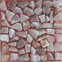 Панно з гімалайської солі GREUS 500x500 мм, панно, Україна, панно