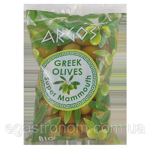 Оливки Аргус Argos 900/500g 10шт/ящ (Код : 00-00000588)