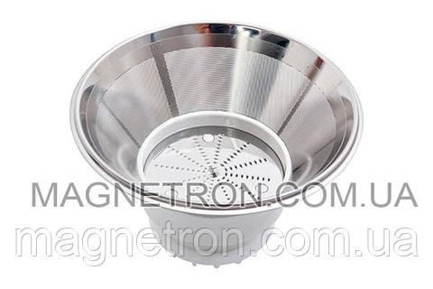 Нож - сито насадки соковыжималки для кухонного комбайна Philips 420306565660