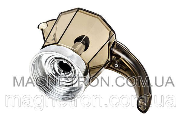 Колба + крышка для гейзерной кофеварки Delonghi 7313285569, фото 2