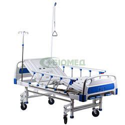 Кровать механичесчая четырехсекционная «БИОМЕД» HBM-2SM