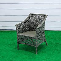 """Кресло """"Линора"""", Кс-002, Садовая мебель из искусственного ротанга"""
